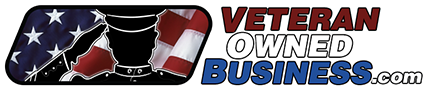 Veteran Owned Business Logo | VOB | SDVOSB
